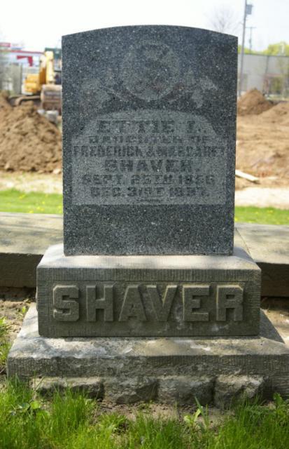 Plot #002 - Henrietta Shaver
