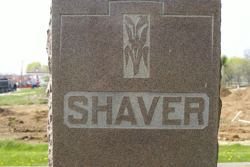 Shaver Family Stone
