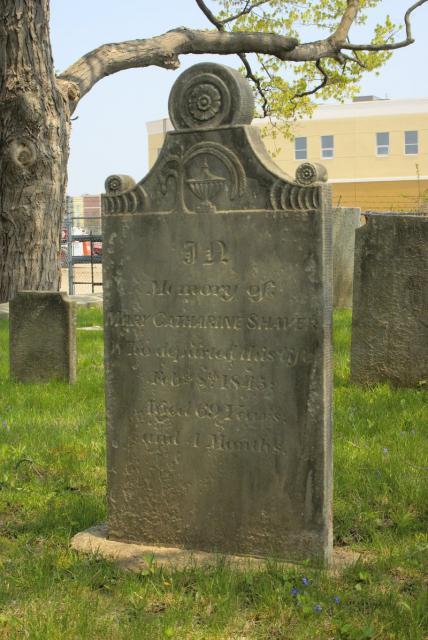 Mary Catherine Book - headstone