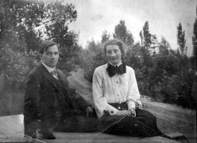 Henry and Agnes Smith