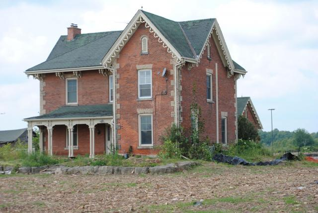 Frederick Shaver Home, 1143 Wilson St. West, Ancaster
