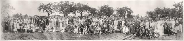 1937 - Shaver Family Reunion